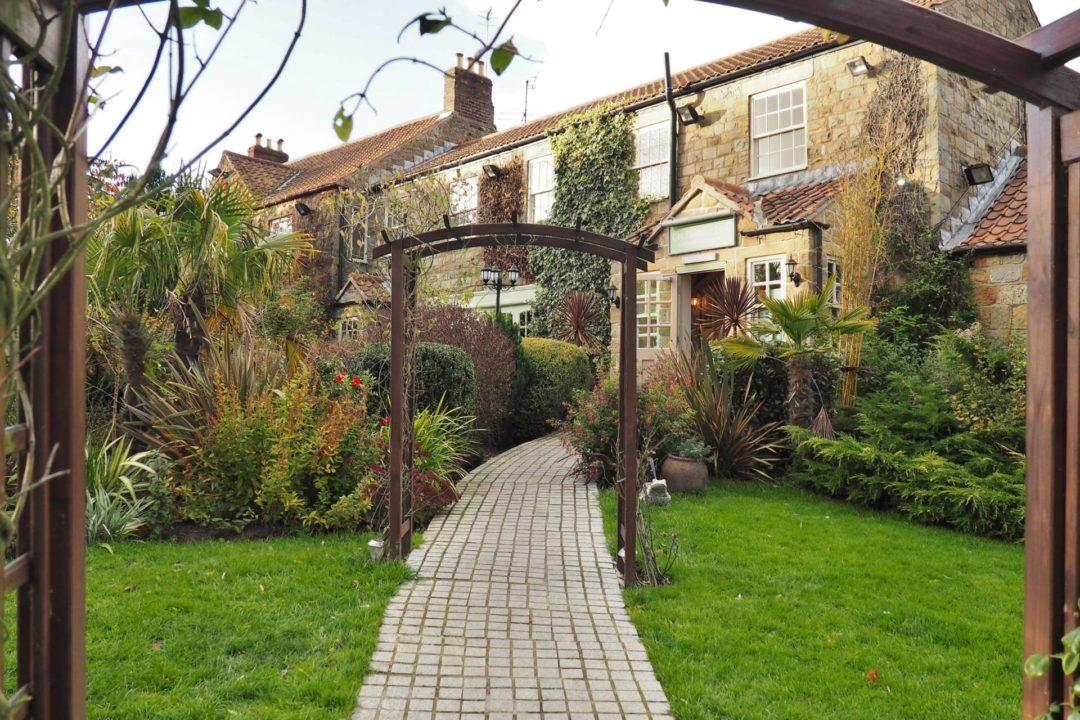 Emma Victoria Stokes Blogger Review Ox Pasture Hall Scarborough Reception