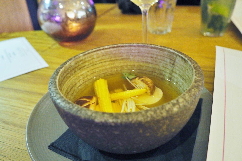 Emma Victoria Stokes Taste of Rofuto Tom Yum Soup