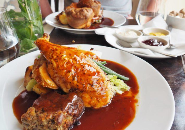 Emma Victoria Stokes Oscos Fine Foods Bidford Roast Chicken Sunday Lunch