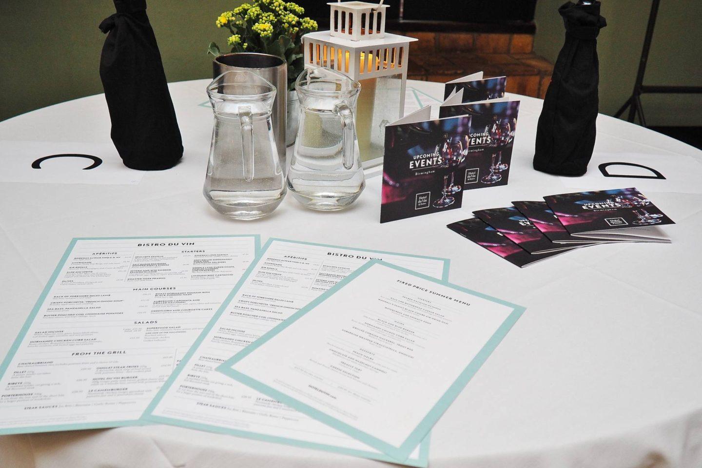 Emma Victoria Stokes Hotel Du Vin Menu Launch