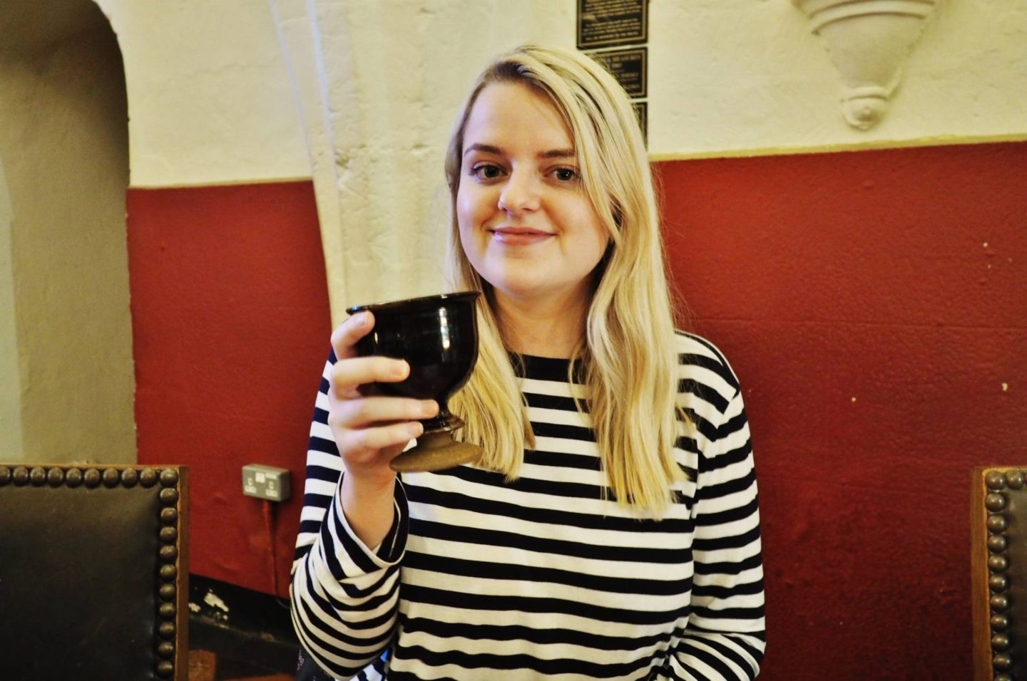 Emma Victoria Stokes Warwick Castle Dungeons After Dark Experience