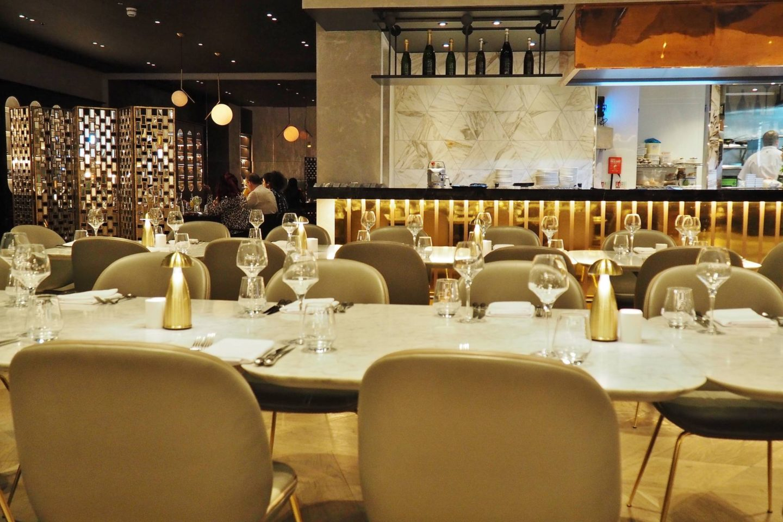 Emma Victoria Stokes Harvey Nichols Birmingham Mailbox Wine Dine Sunshine £22 Meal Restaurant