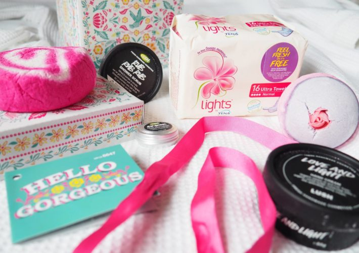 Emma Victoria Stokes Put Fresh To The Test Lights by Tena Lush Bundle