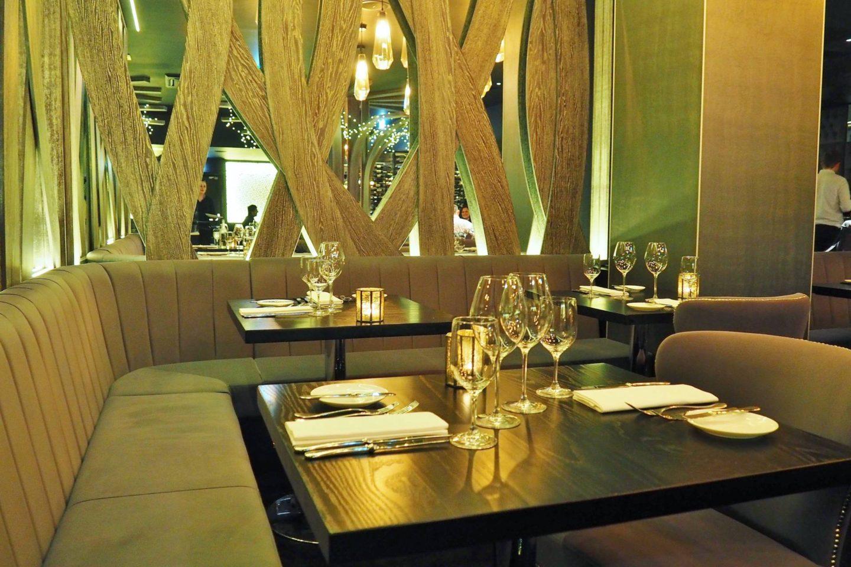 Emma Victoria Stokes Gaucho Birmingham Argentinian Steak Restaurant Interior