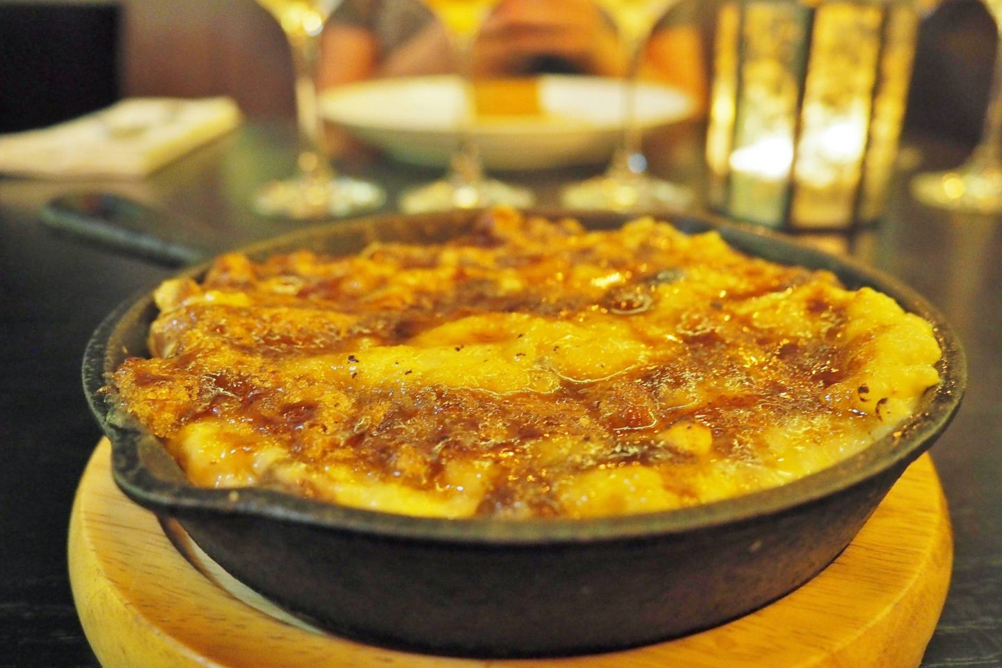 Emma Victoria Stokes Food Blogger Gaucho Birmingham Restaurant Review Argentine Rice Pudding