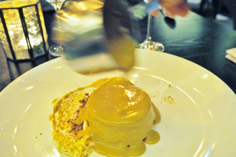 Emma Victoria Stokes Food Blogger Gaucho Birmingham Restaurant Review Dulce Le Leche Cheesecake