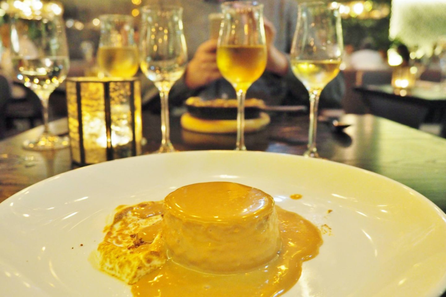 Emma Victoria Stokes Food Blogger Gaucho Birmingham Restaurant Review Dulce Le Leche Cheesecake