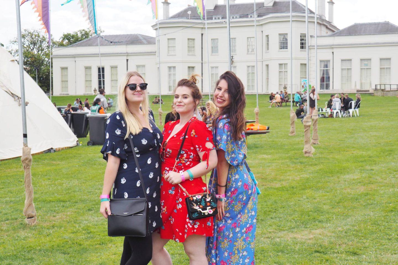 Emma Victoria Stokes V Festival With Debenhams Vix Immy