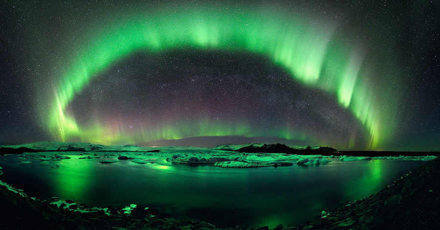 Emma Victoria Stokes Inntravel Northern Lights Tromso