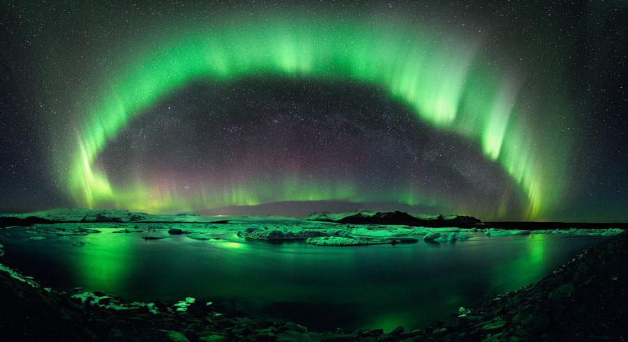 Emma Victoria Stokes Inntravel Northern Lights Tromso