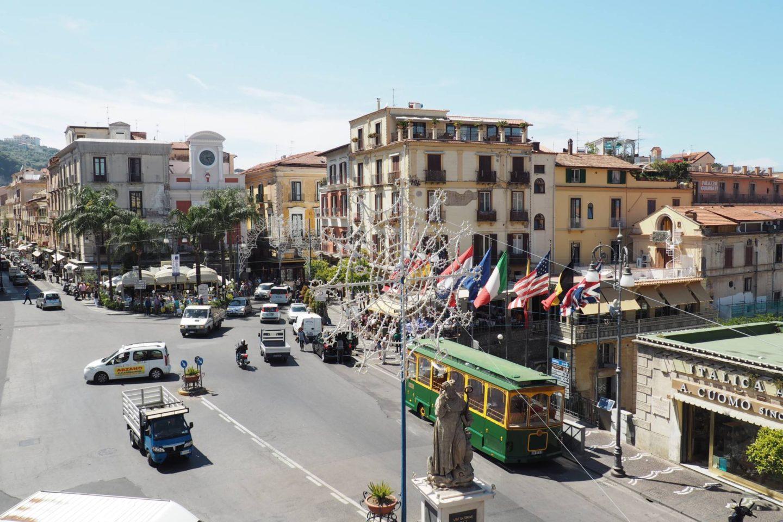 Emma Victoria Stokes Sorrento Main Square