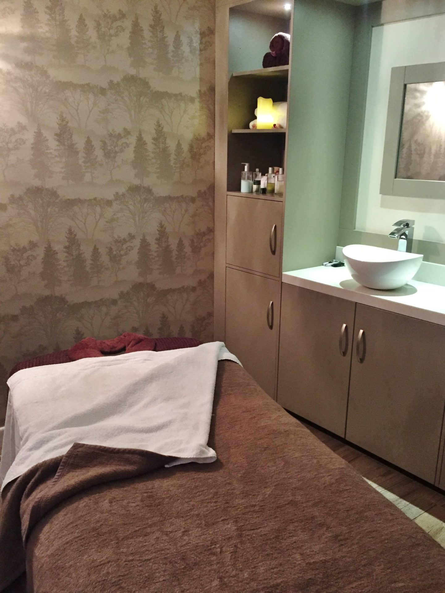 Bank House Hotel And Spa Golf Treatment Rooms