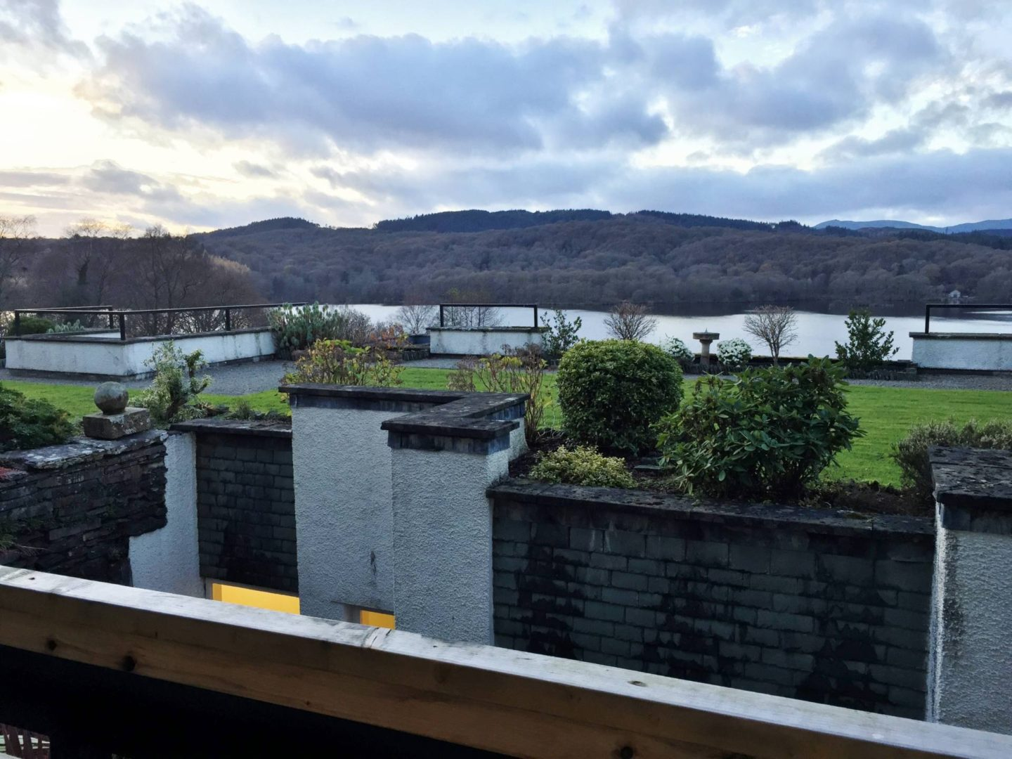 Emma Victoria Stokes Beech Hill Hotel And Spa Lakeview Windermere Family Room Sleeping View