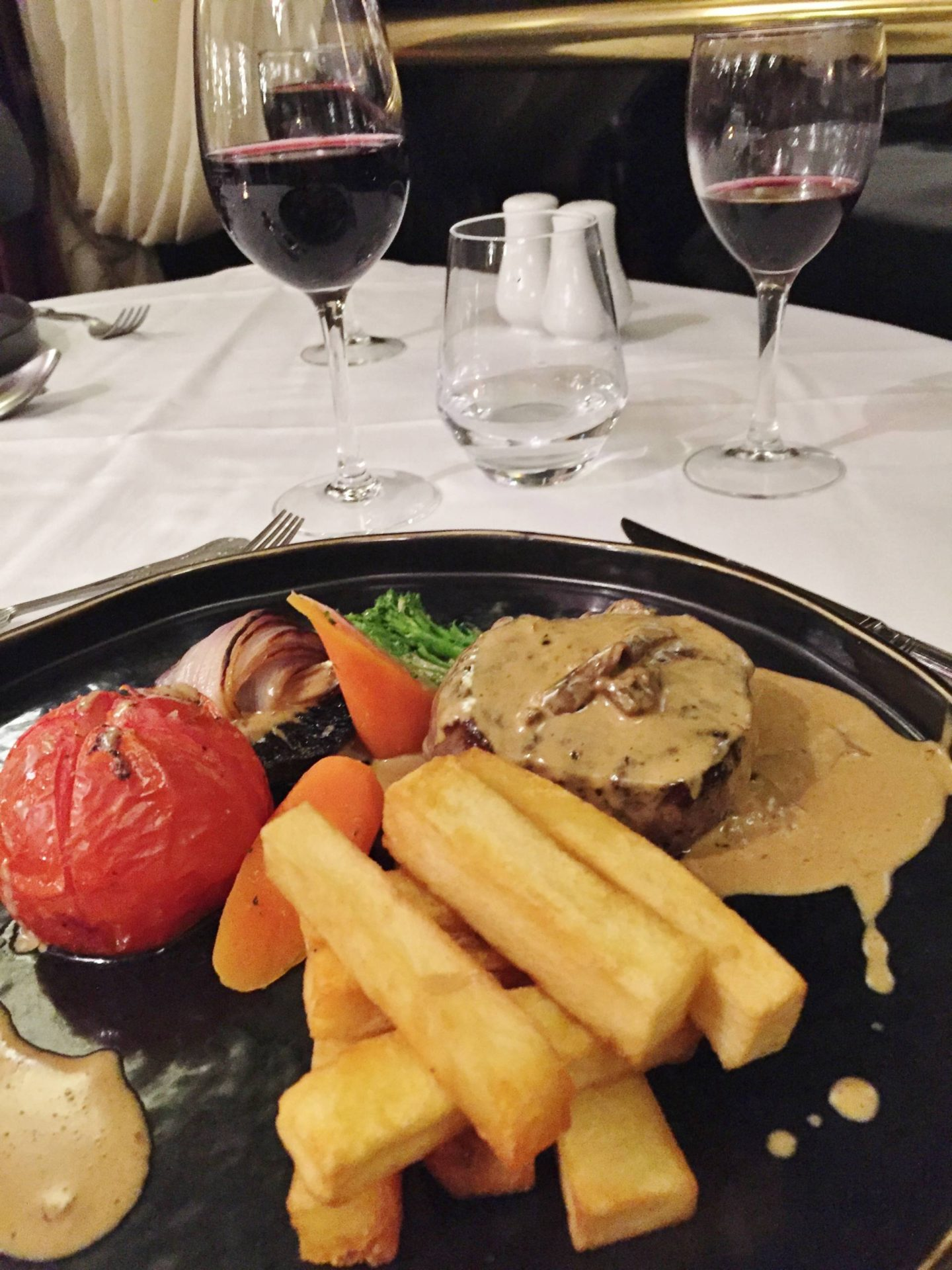 Emma Victoria Stokes Beech Hill Hotel And Spa Lakeview Windermere Fell Bred Steak