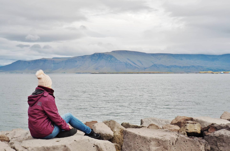 Emma Victoria Stokes Iceland Reykjavik Water