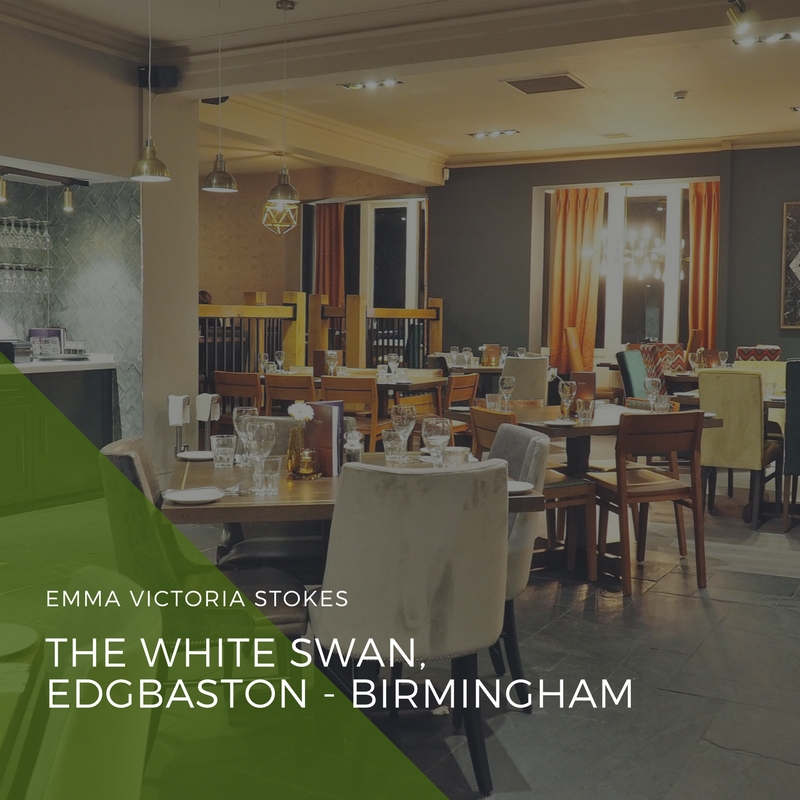 Emma Victoria Stokes - The White Swan Edgbaston Birmingham