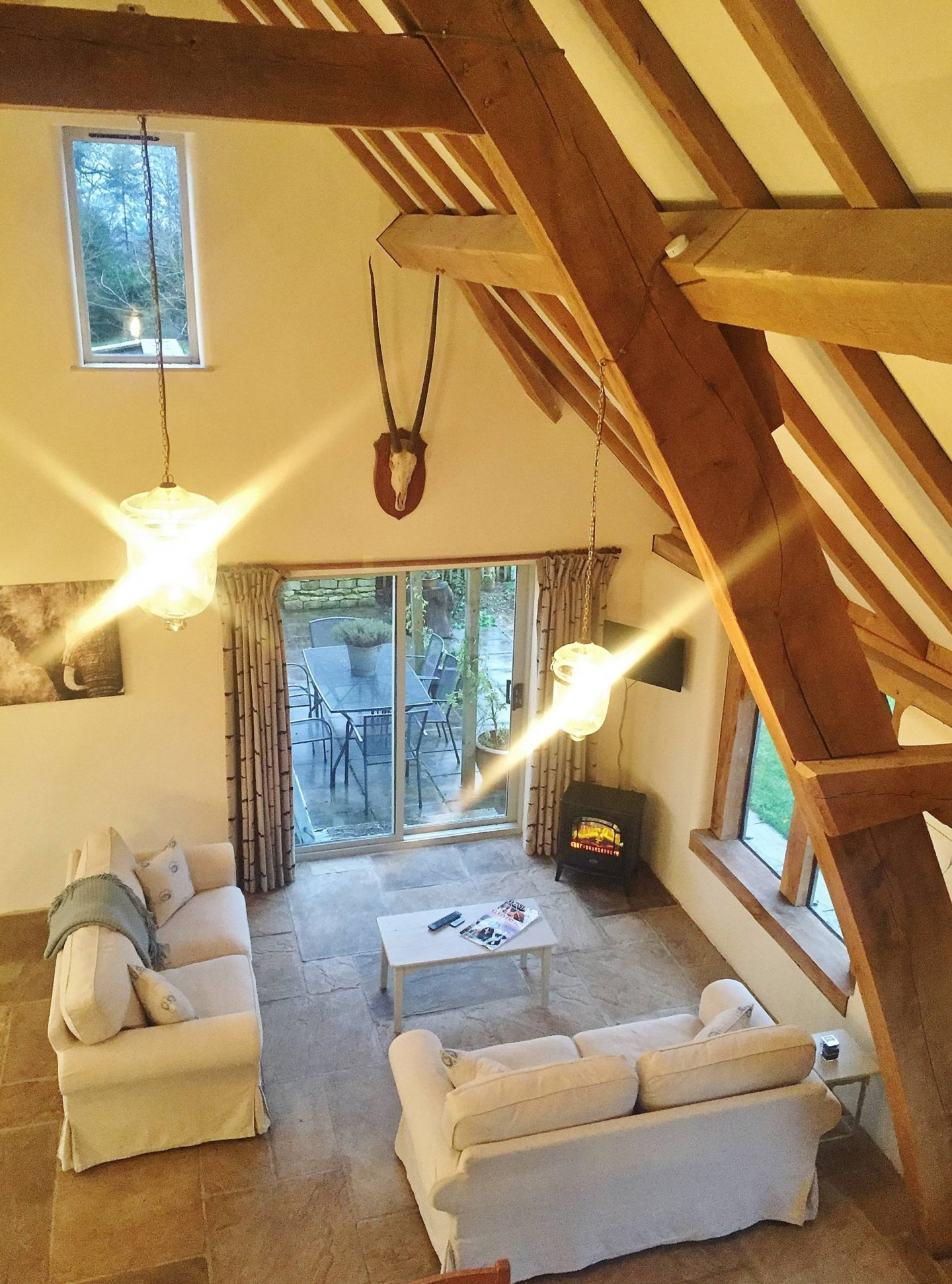 Airbnb Chedworth Ashwell Barns Cotswolds