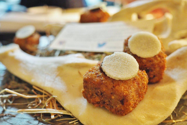 Sauce Supper Club Menu Masterchef Finalists Litchfield The Boat Inn Pigs Head Burnt Apple
