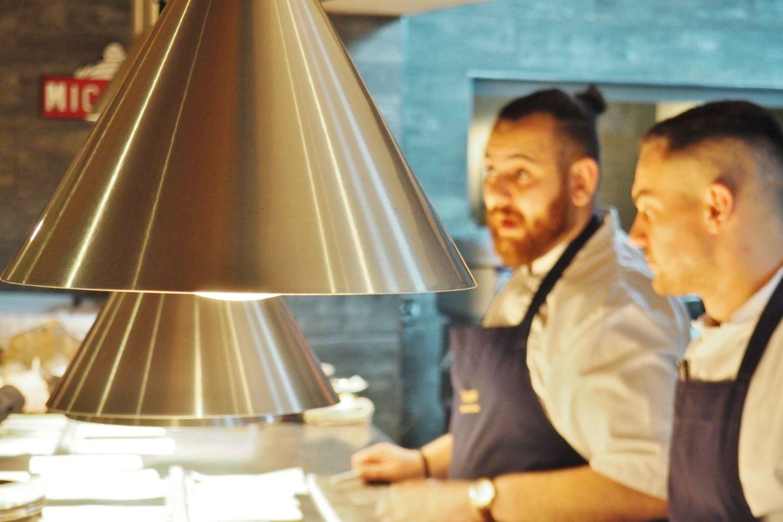 Sauce Supper Club Menu Masterchef Finalists Litchfield The Boat Inn Leo