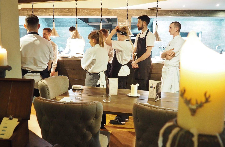 Sauce Supper Club Menu Masterchef Finalists Litchfield The Boat Inn Chefs