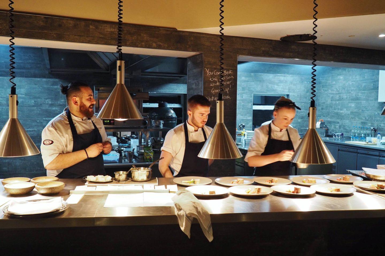 Sauce Supper Club Menu Masterchef Finalists Litchfield The Boat Inn