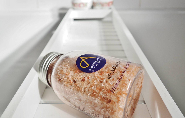 Himalayan Bath Salt Absolute Aromas
