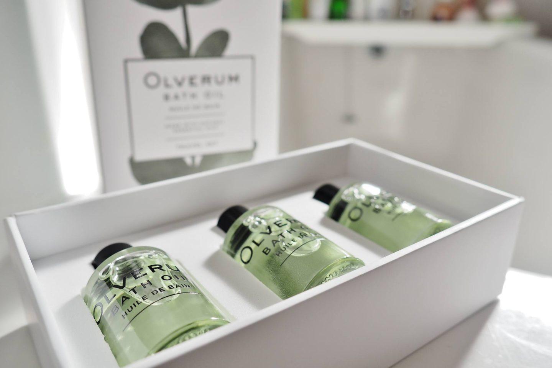 Olverum Bath Oils Travel Size Cruelty Free