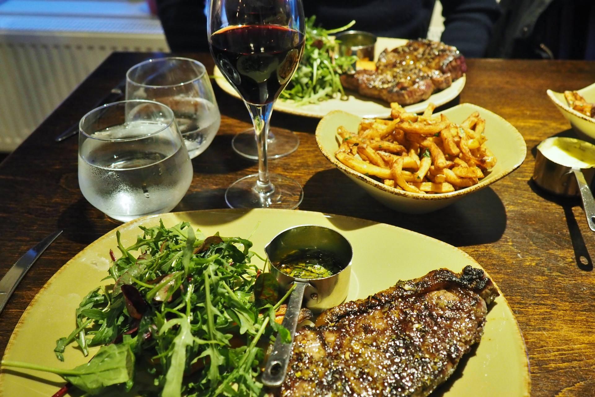 Fiesta Del Asado Bife de chorizo steak Birmingham