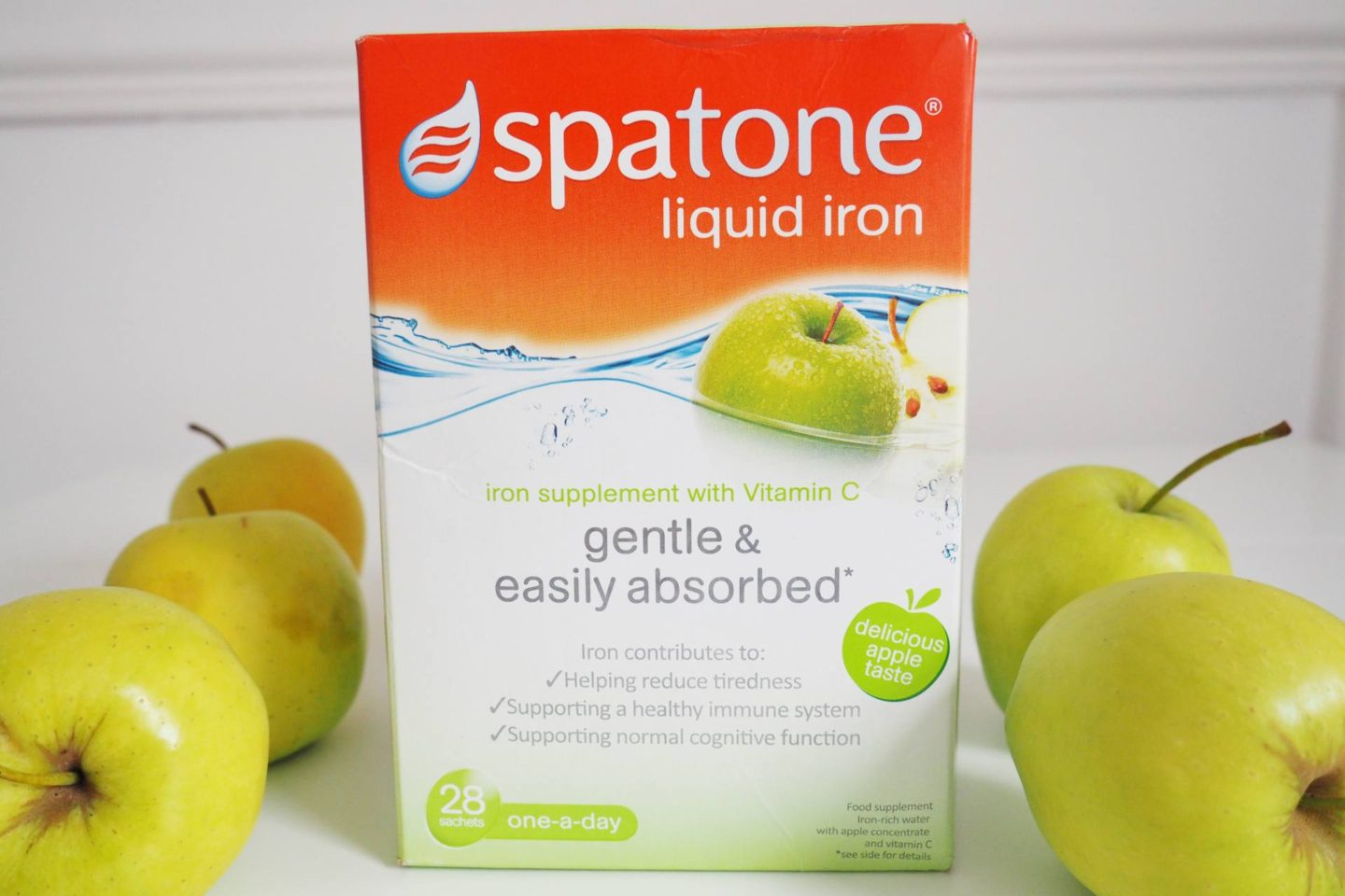 Shaking Up My Daily Food Intake With Spatone - Emma Victoria