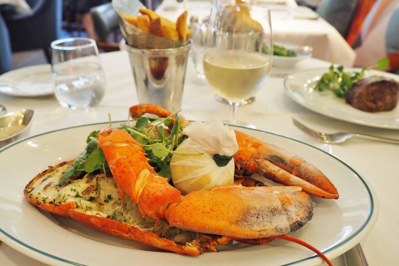 The Ivy Birmingham Lobster