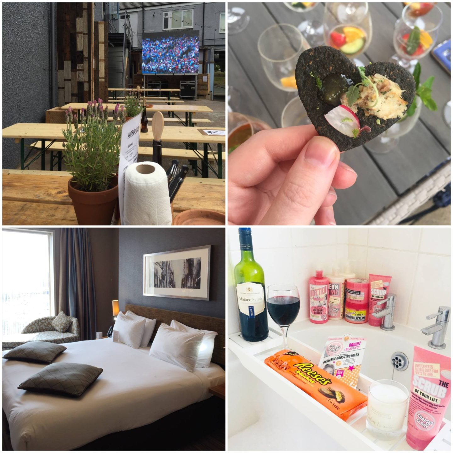 What I've Been Up To July 2018 Clayton Hotel