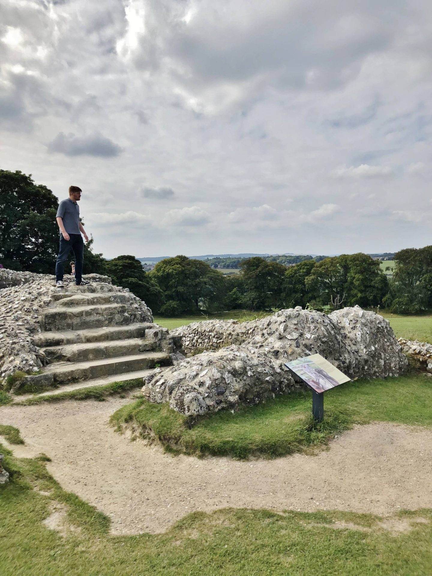 The Old Sarum Salisbury