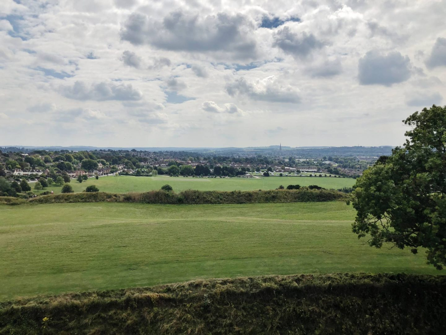 The Old Sarum Salisbury Views