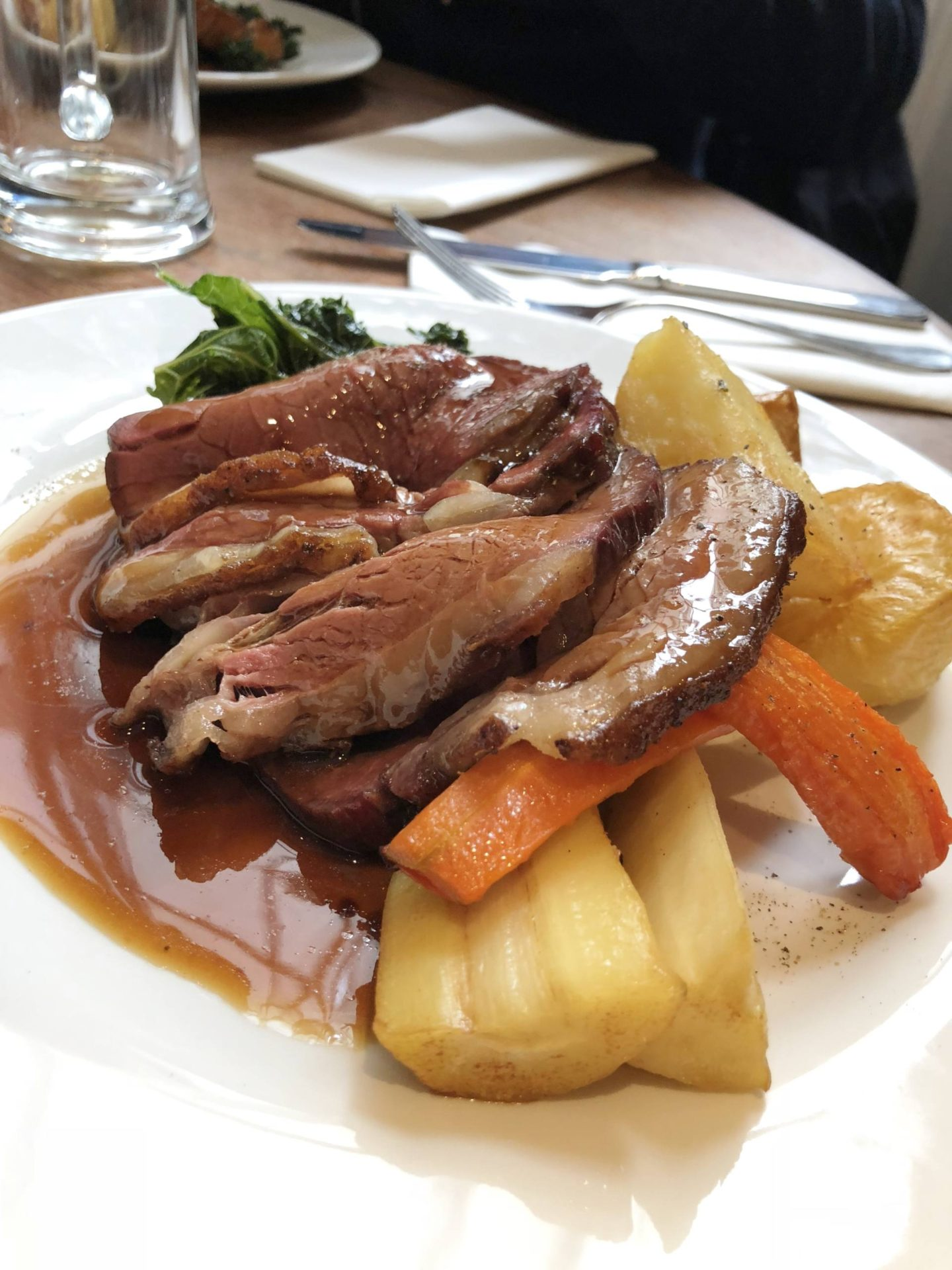 Pint Shop Birmingham Roast Beef