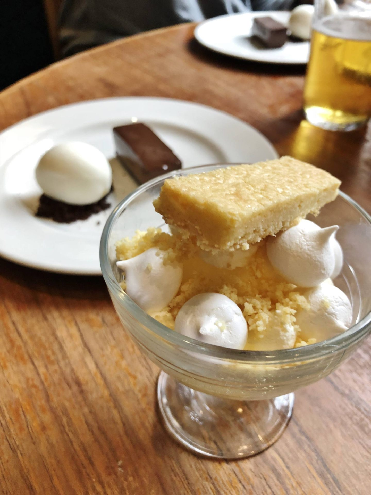 Pint Shop Lemon Meringue