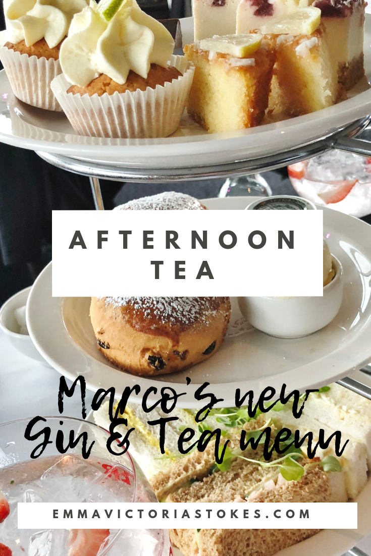 Afternoon Tea Marco Pierre White