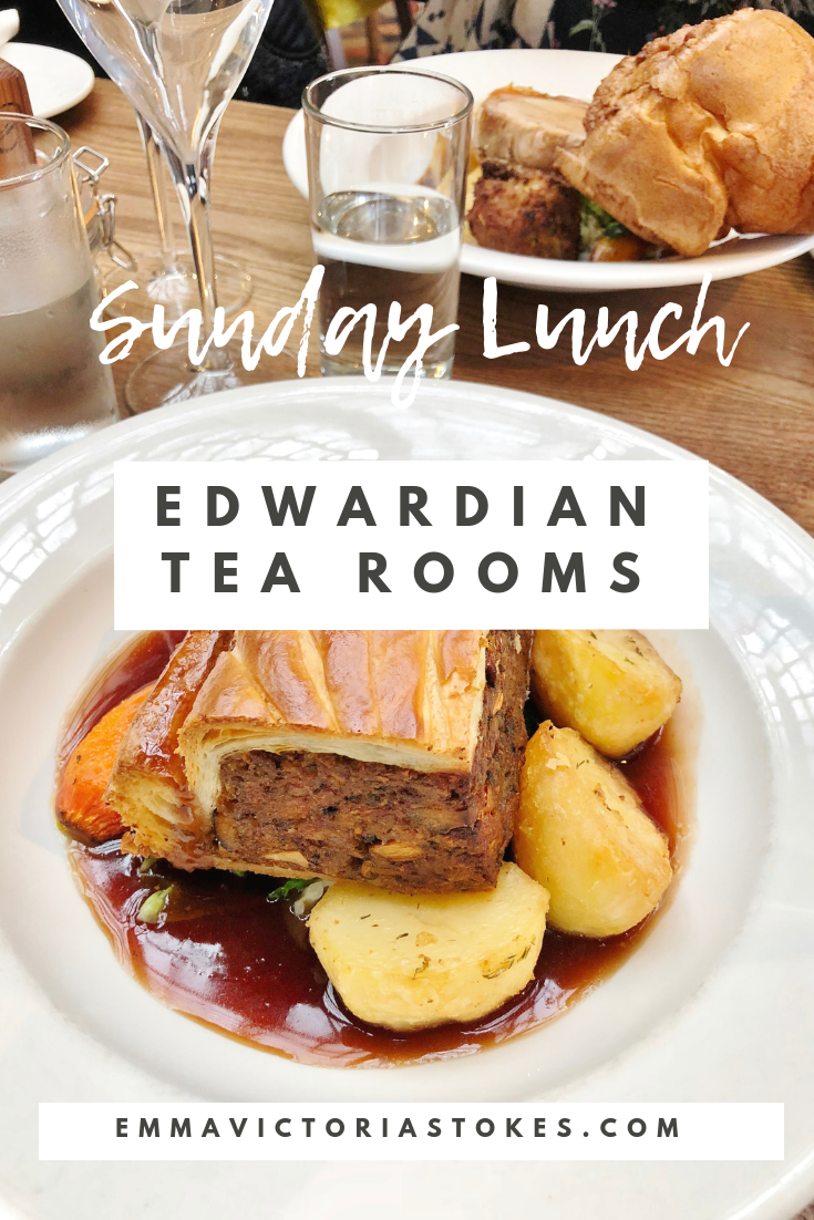 Edwardian Tea Rooms Birmingham