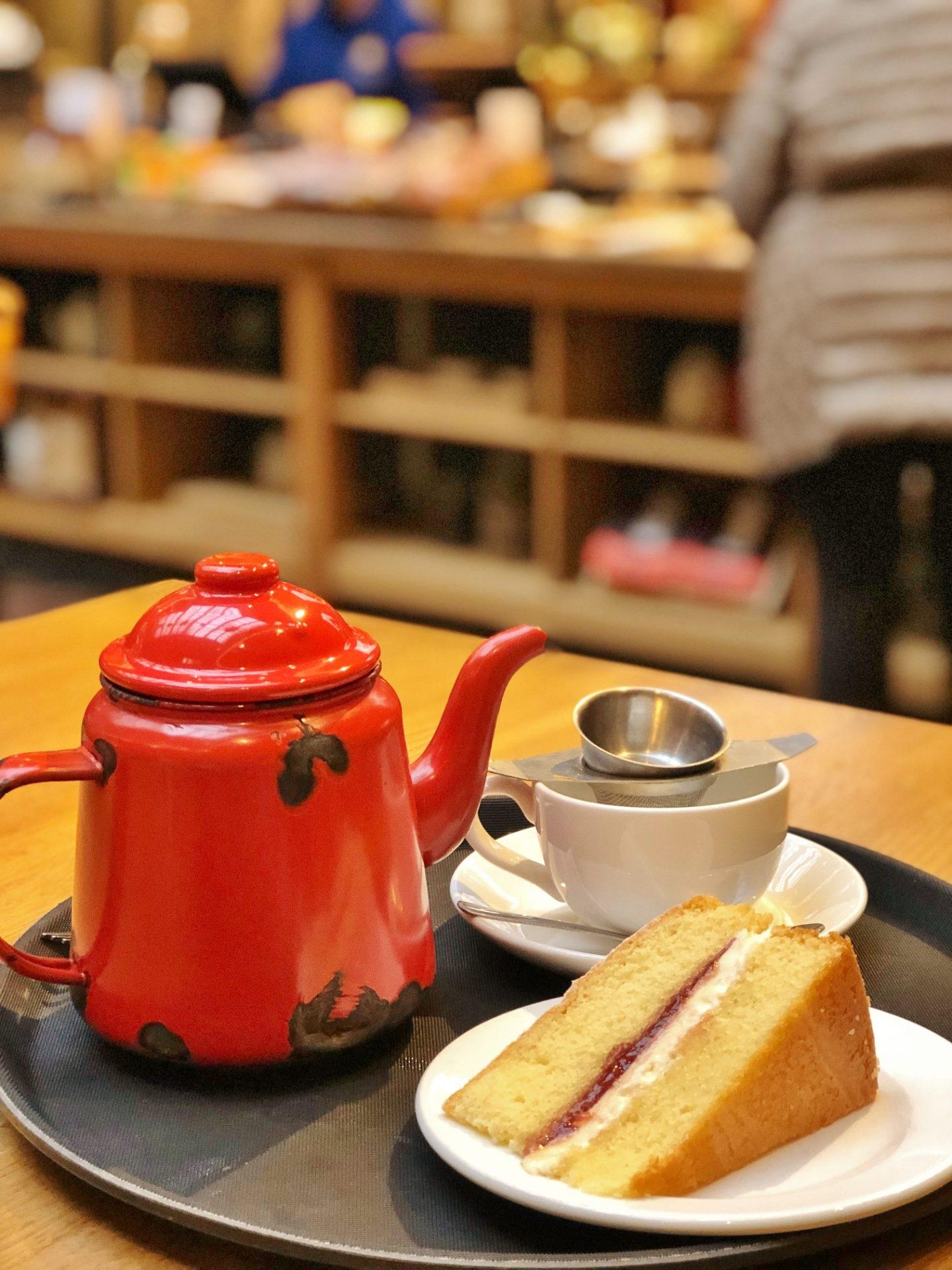 Edwardian Tea Rooms