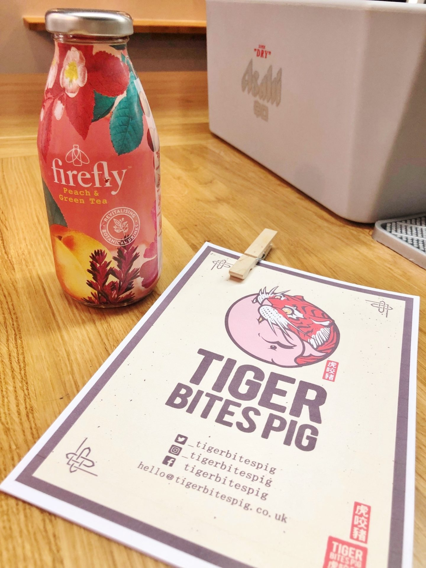 Tiger Bites Pig Birmingham Bao