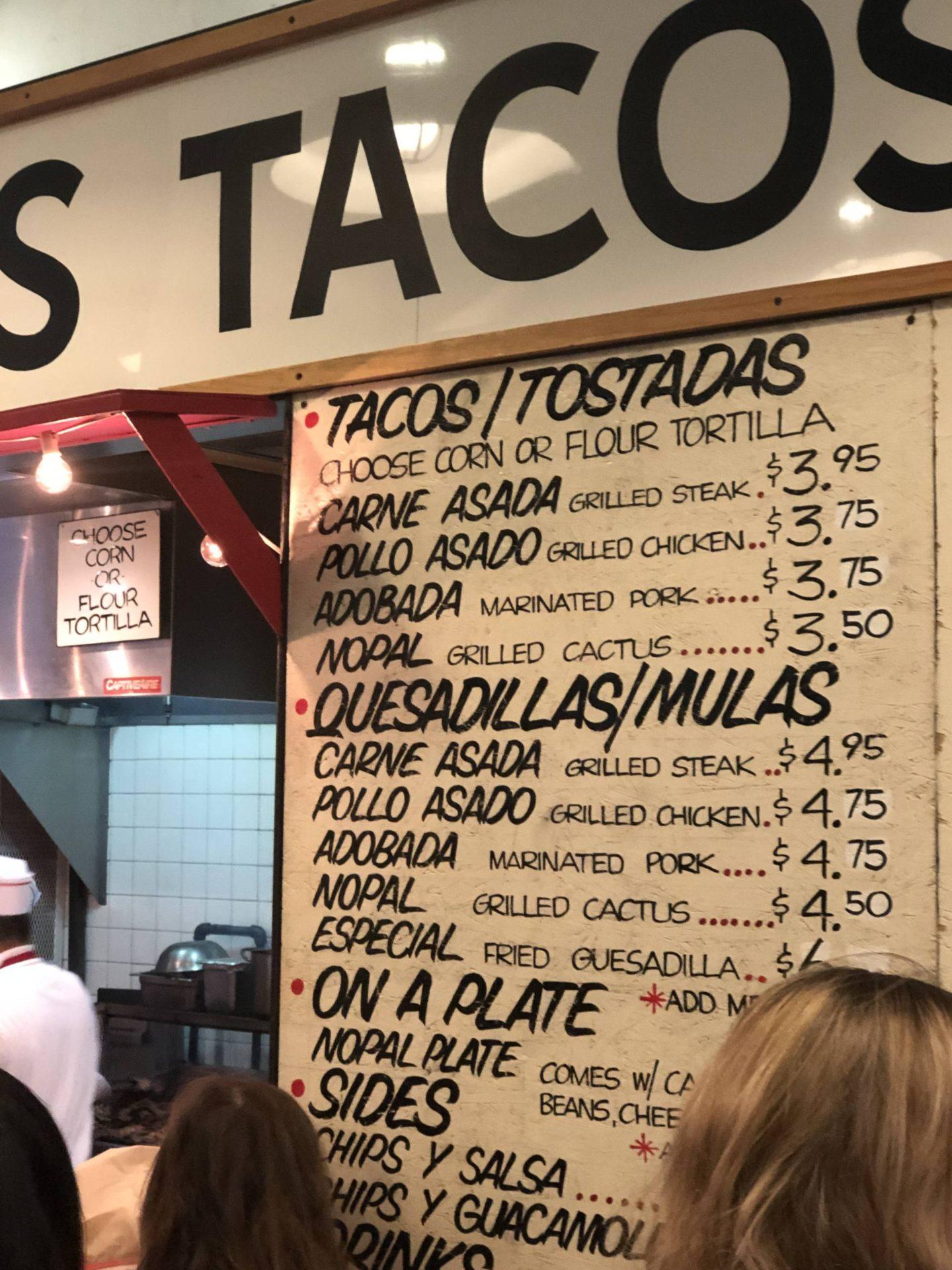 chelsea market nyc los taco no