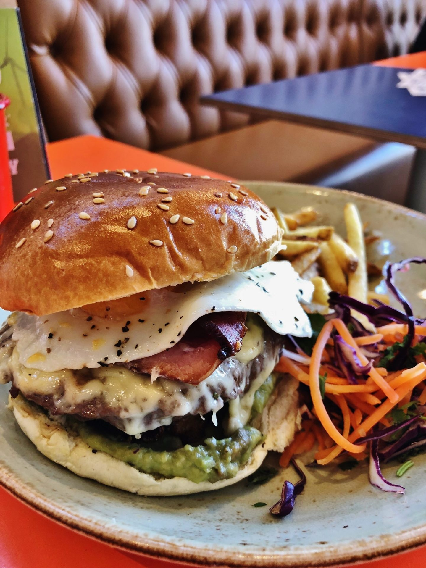 BTP Stratford Boss Burger