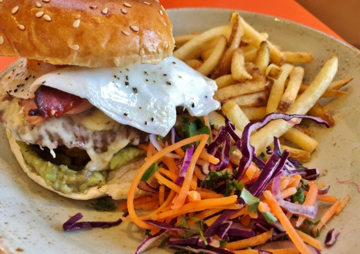 BTP Stratford Burger