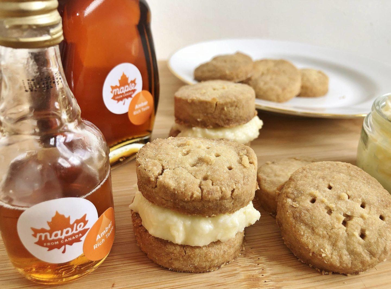 Shortbread biscuits Emma Victoria Stokes
