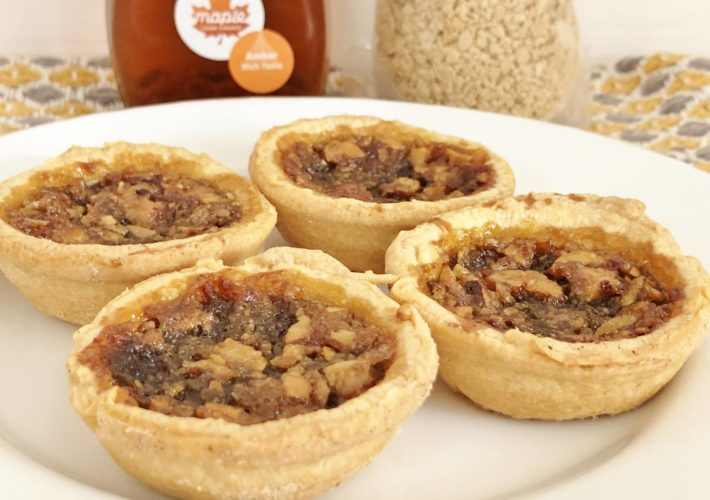 Maple from Canada UK tarts