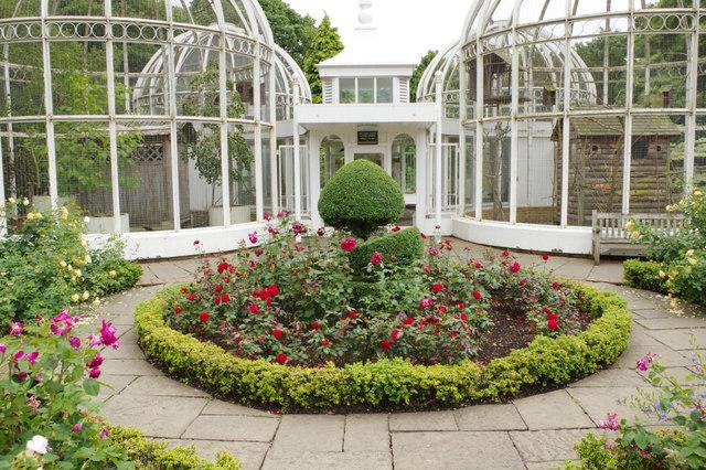 Birmingham botanical gardens -