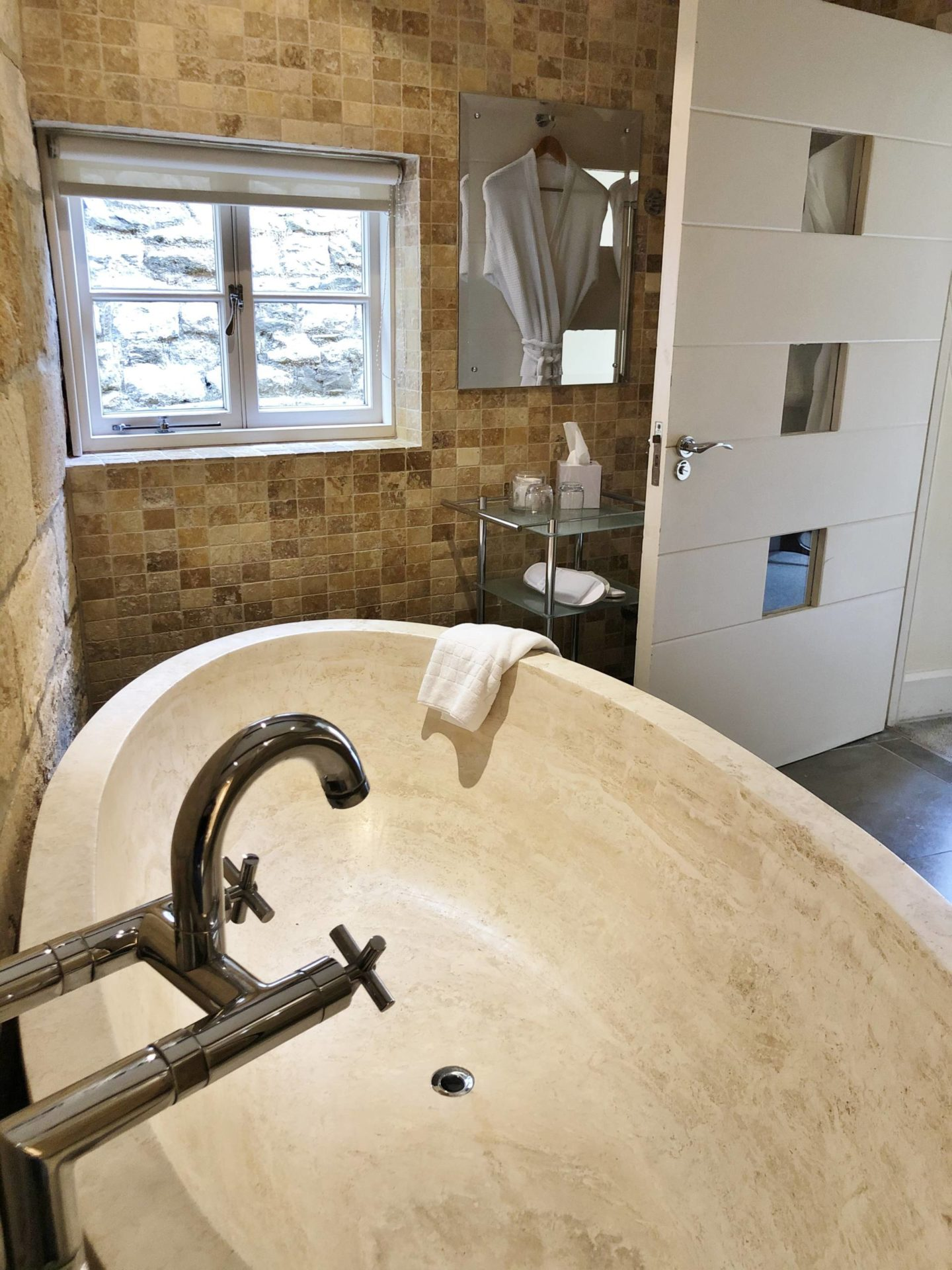 Emma Victoria Stokes Cotswold House Hotel & Spa Tub