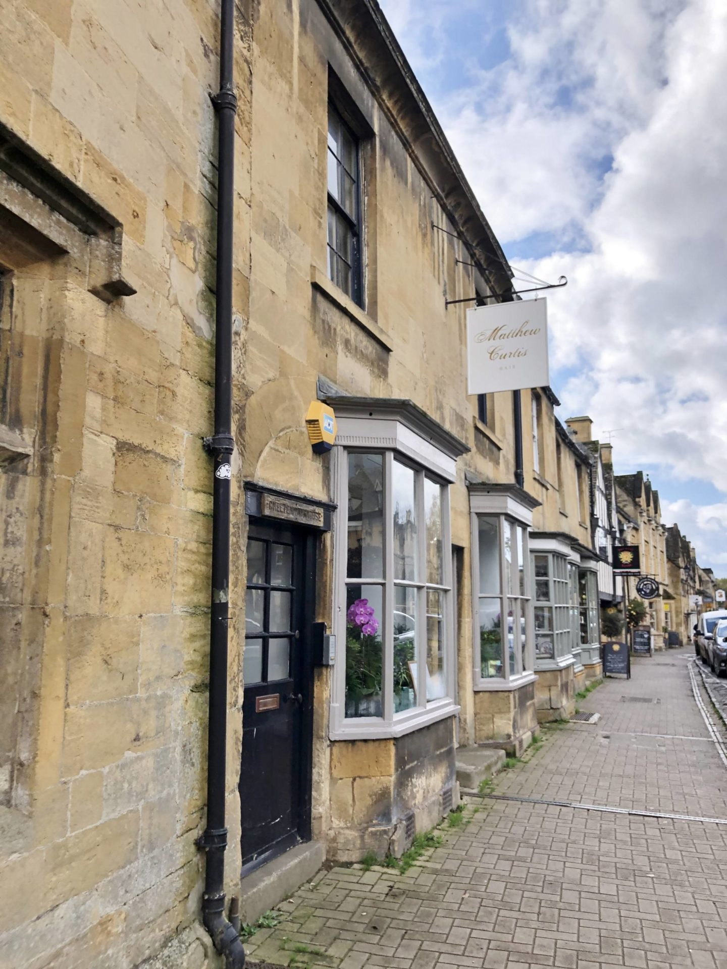 Emma Victoria Stokes Cotswold House Hotel & Spa  High Street