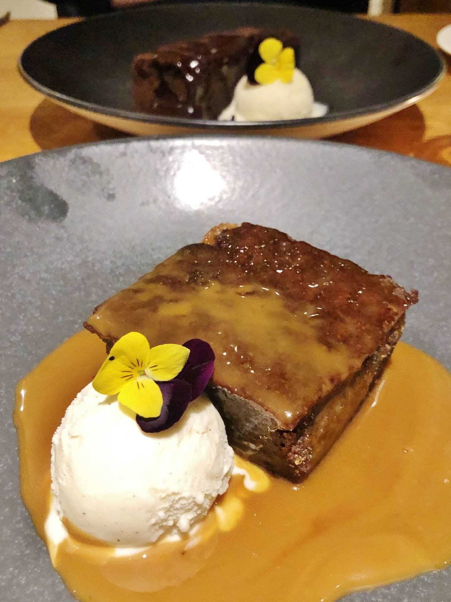 Emma Victoria Stokes Cotswold House Hotel & Spa Brownie