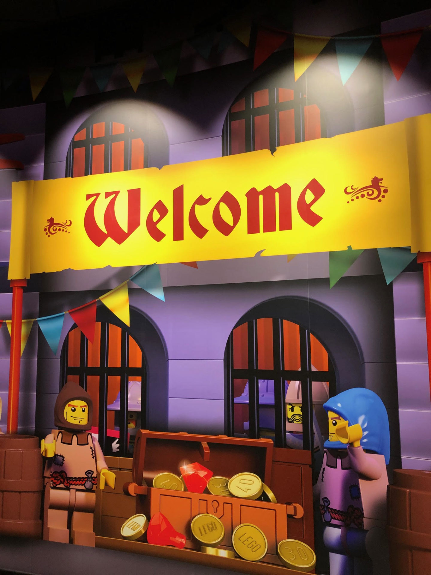 Legoland - Megabus Collaboration