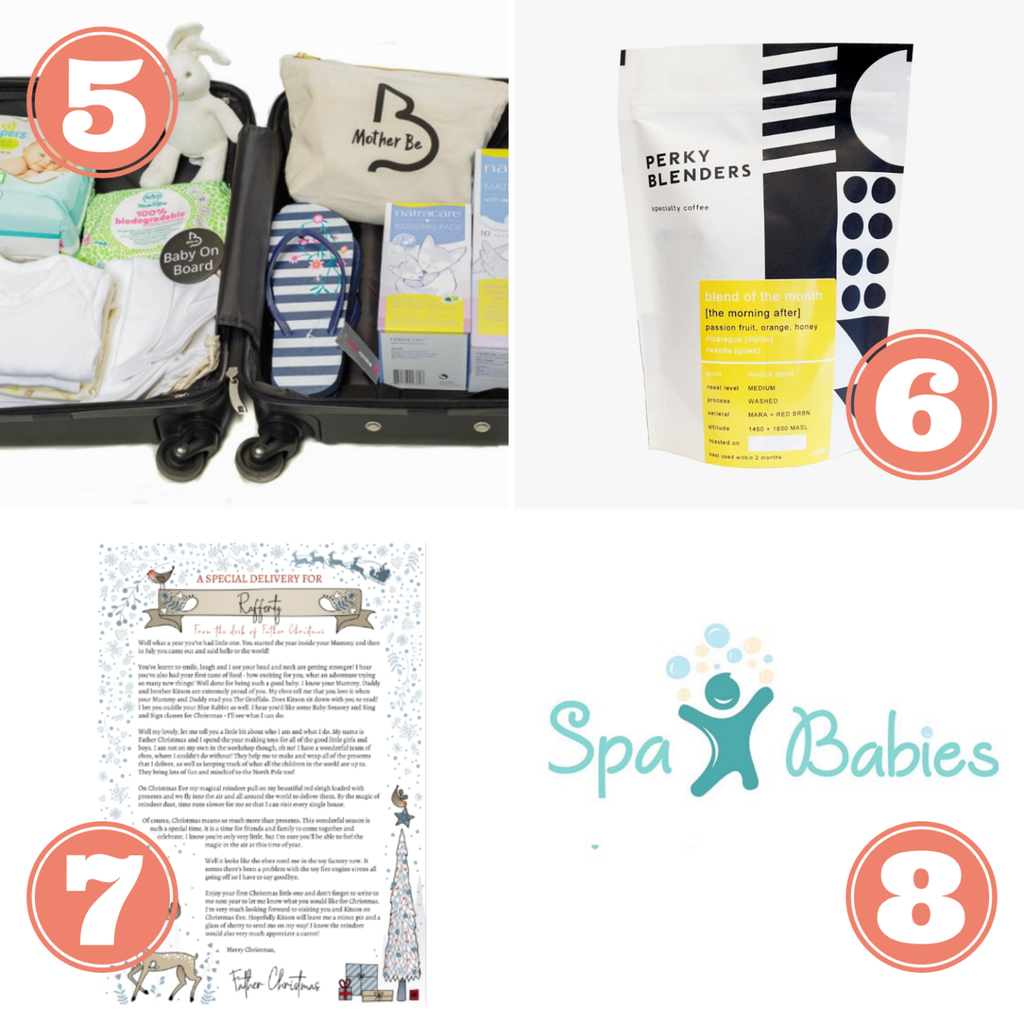 Gift and hamper ideas for new mothers